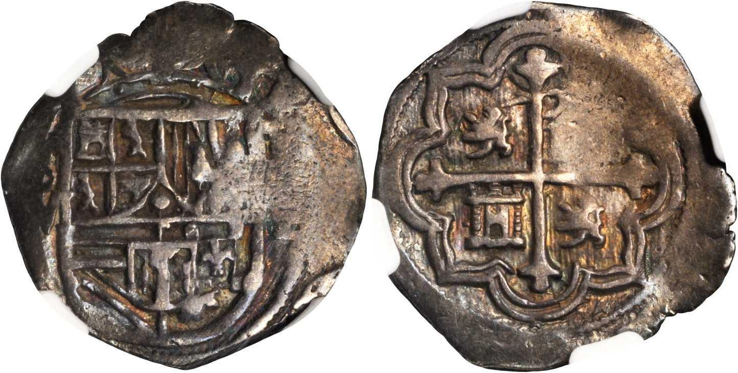 539c64f365ad 1 Real Spanish Mexico   Kingdom of New Spain (1519 - 1821) Silver Philip