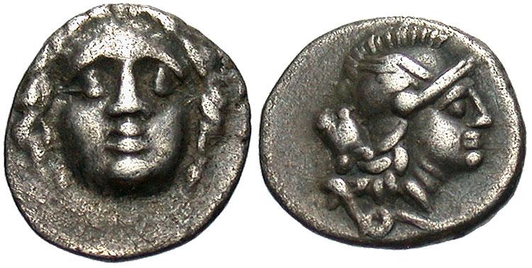 представляет собой древняя греция спарта монеты фото любая